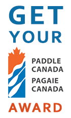 Get your Paddle Canada award graphic.