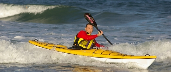 Take a kayak course with Undercurrents!