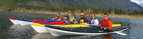Take a kayaking course with Undercurrents!